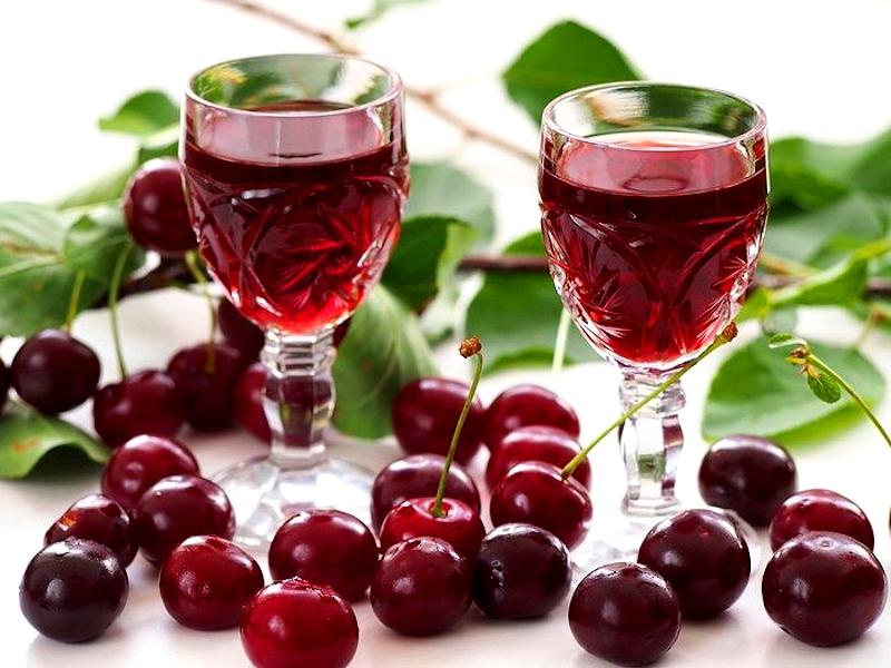 Как сделать спиртное из вишни 31