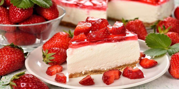 Клубничные десерты