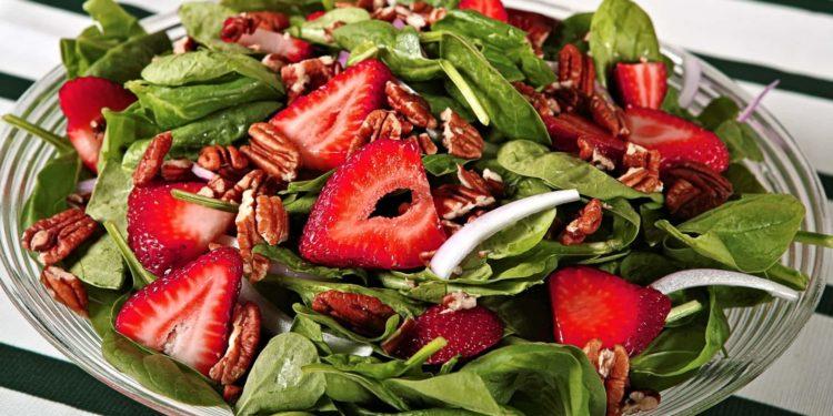Блюда диетические из шпината и щавеля