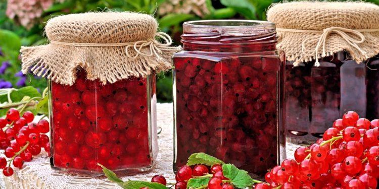 Красная смородина - домашние заготовки