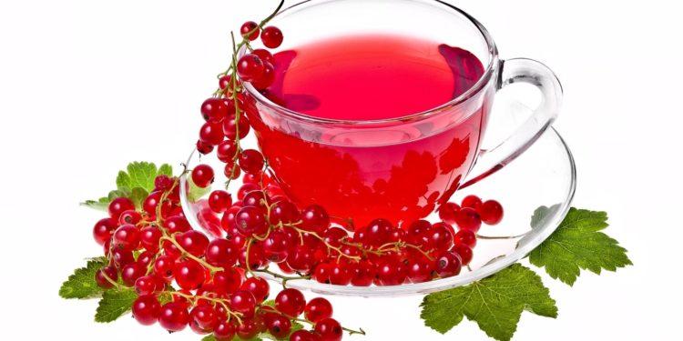 Красная смородина - лечение
