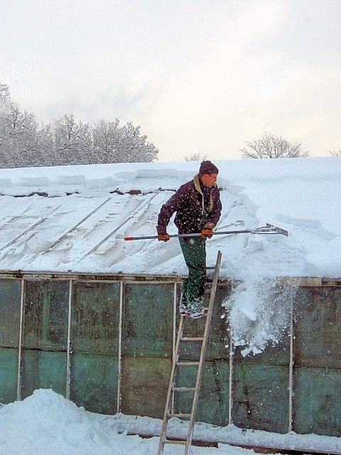 Огородные работы в феврале
