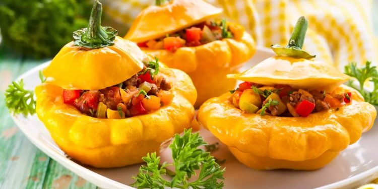 Патиссоны - рецепты блюд