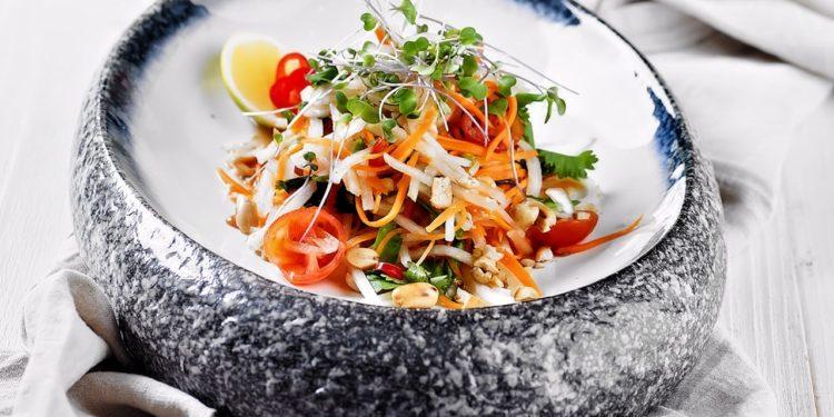 Кольраби - диетические блюда