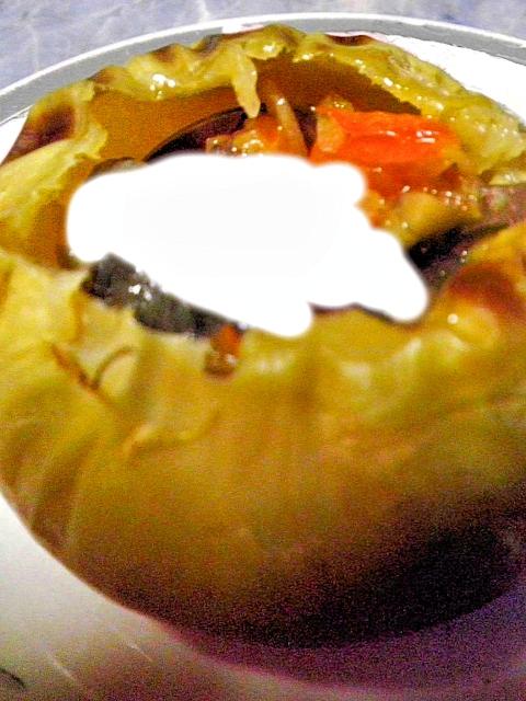 Рецепты из кольраби - горячие блюда