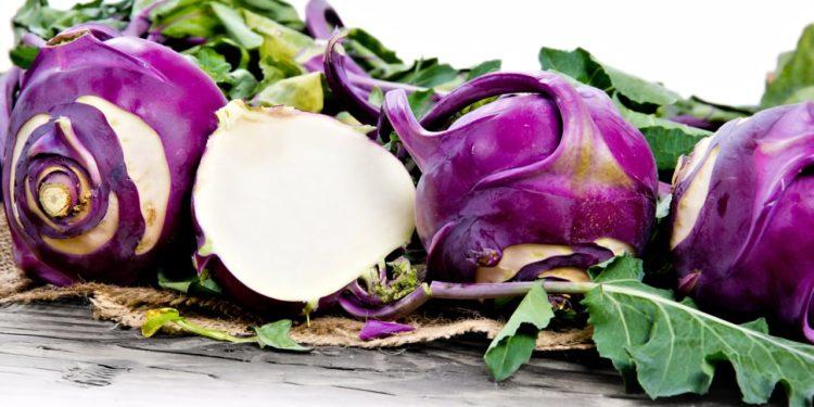 Кольраби - рецепты горячих блюд