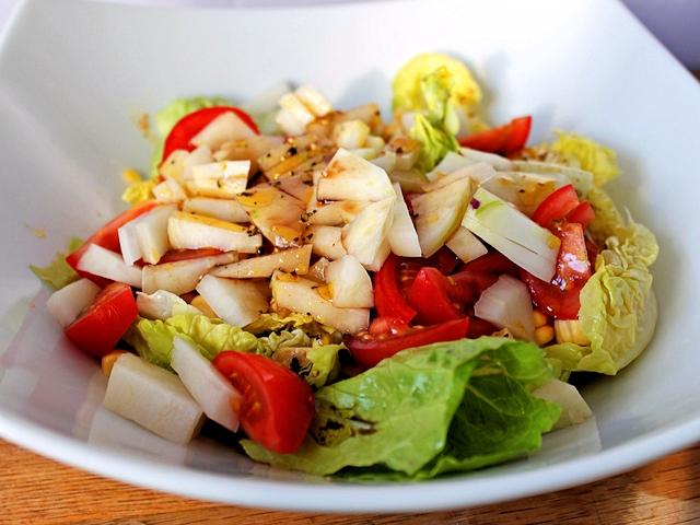 Диетические блюда из кольраби