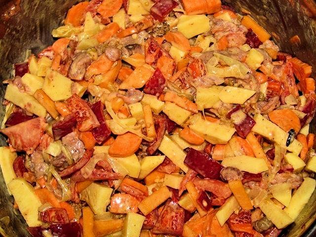 Рецепты из тыквы