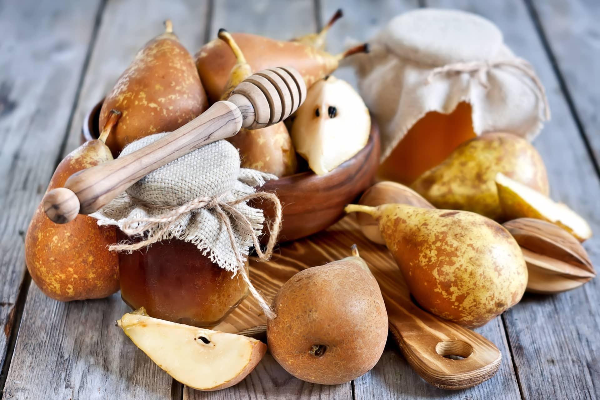 Лечебные свойства груши - Венская дача