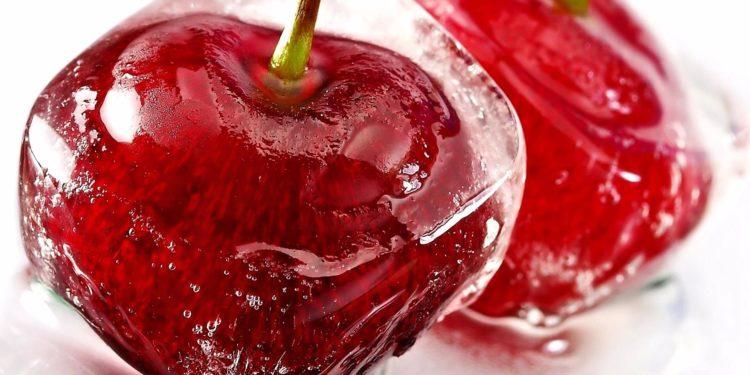 Замораживание фруктов
