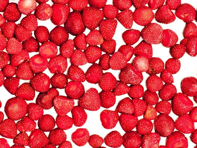 Замораживание ягод