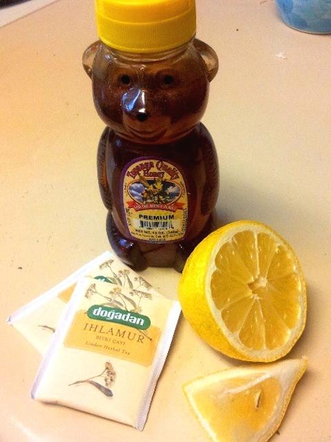 Рецепты от простуды с липовым медом