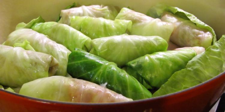 Голубцы вегетарианские рецепт