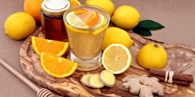 Имбирь — лечение от простуды