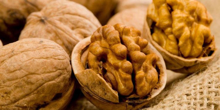 Грецкие орехи - дача