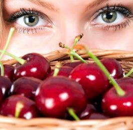 Вишня для женского здоровья
